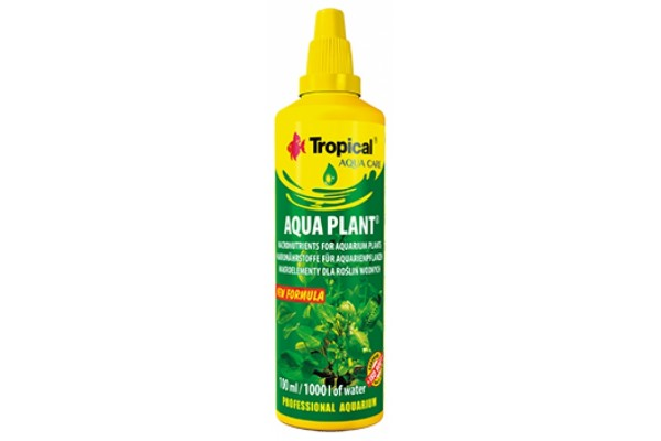 Tropical Aqua Plant 100ml Flakon