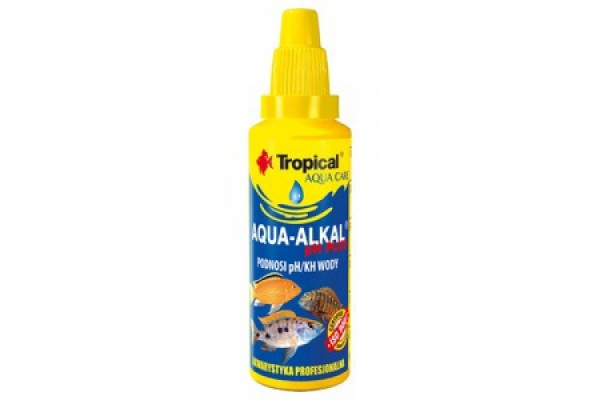 Tropical Aqua-Alkal Ph Plus 50ml Flakon
