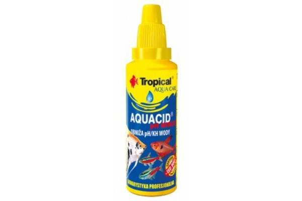Tropical Aquacid Ph Minus 50ml Flakon