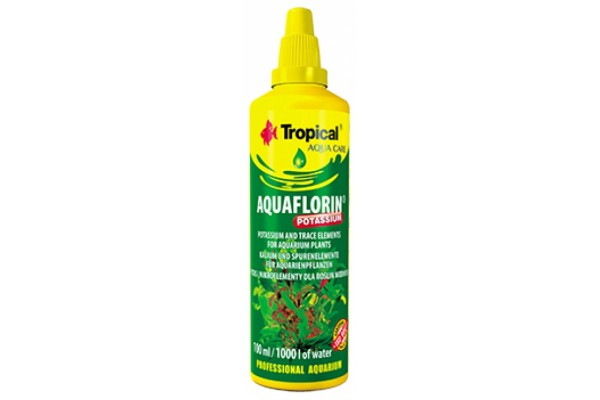 Tropical Aquaflorin Potassium 100ml Flakon