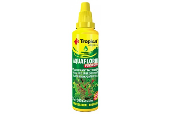 Tropical Aquaflorin Potassium 50ml Flakon