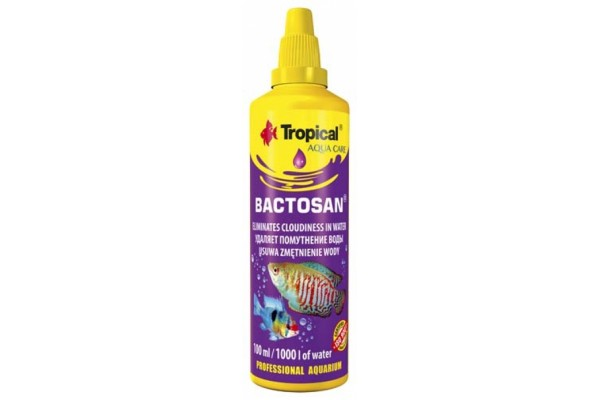 Tropical Bactosan 100ml Flakon