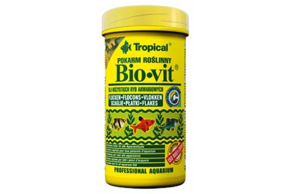 Tropical Bio-Vit Lemezes 150ml/25g Dobozos