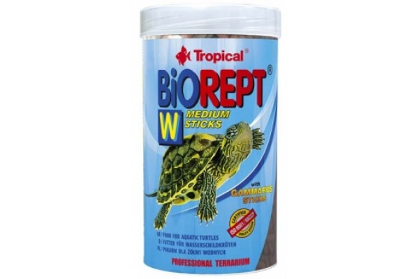 Tropical Biorept W Sticks 250ml/75g Dobozos