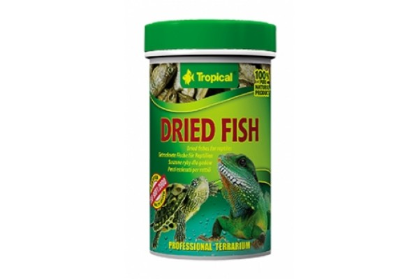 Tropical Dried Fish 100ml/15g Dobozos