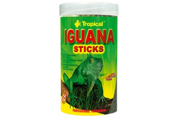 Tropical Iguana Sticks 250ml/65g Dobozos