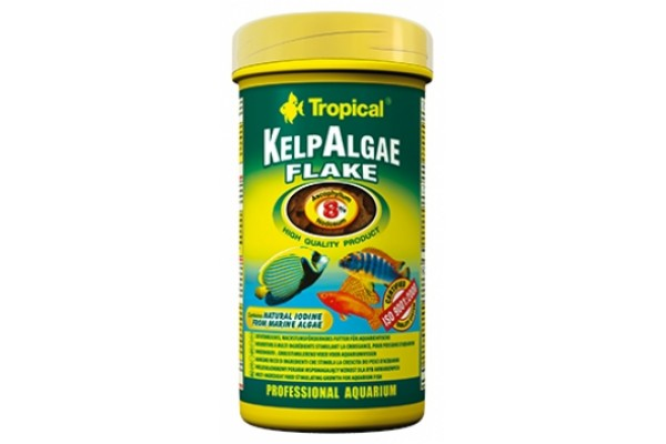 Tropical Kelp Algae Lemezes 150ml/25g Dobozos