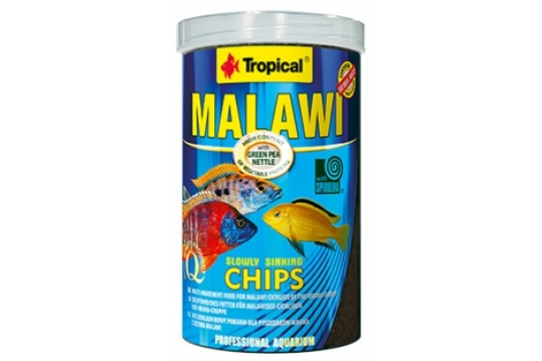 Tropical Malawi Chips 250ml/130g Dobozos