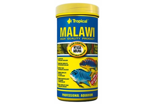 Tropical Malawi Lemezes 1200ml/220g Dobozos