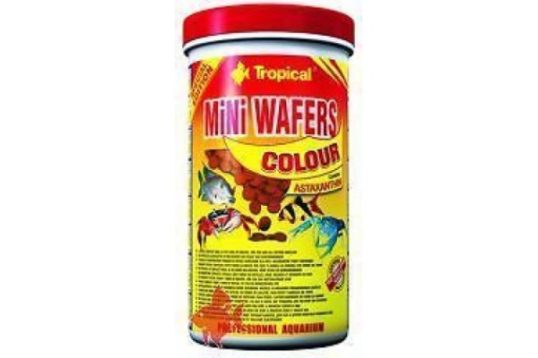 Tropical Mini Wafers Colour Ostyás 150ml/70g Dobozos