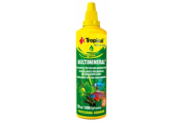 Tropical Multimineral 100ml Flakon