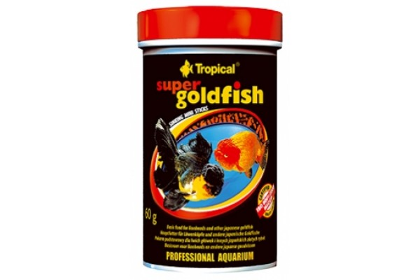 Tropical Super Goldfish Mini Sticks 100ml/60g Dobozos