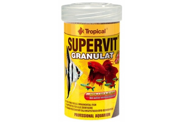 Tropical Supervit Gran. 100ml/55g Dobozos