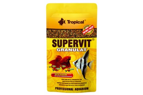 Tropical Supervit Gran. 10g Zacskós