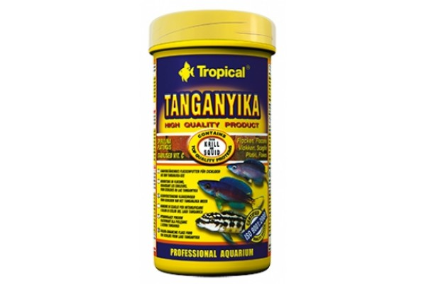 Tropical Tanganyika Lemezes 300ml/55g Dobozos