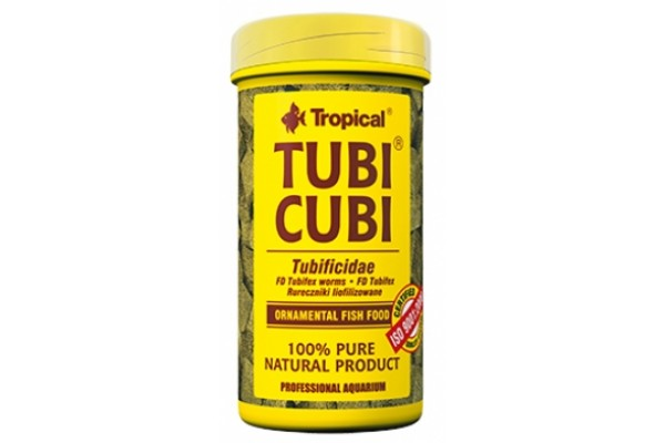 Tropical Tubi Cubi 150ml/14,5g Dobozos