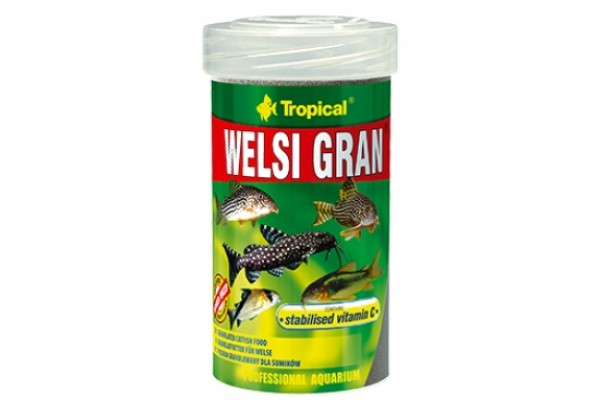 Tropical Welsi Gran. 100ml/65g Dobozos