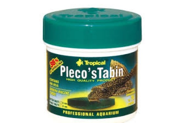 Tropical Pleco tabin Tbl. 50ml/30g Dobozos