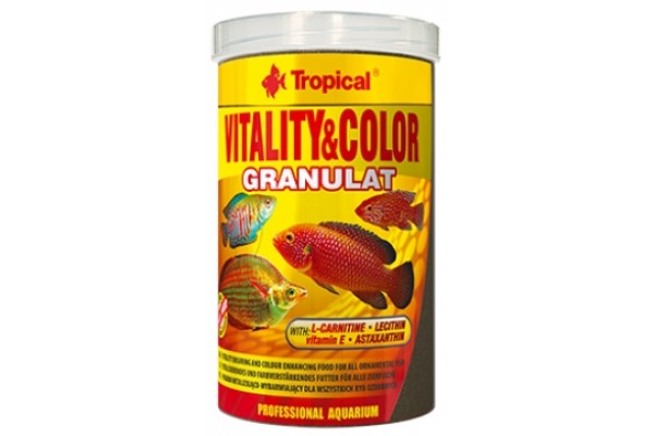 Tropical Vitality&Color Gran. 100ml/55g Dobozos